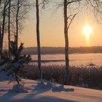 озеро вуокса :: геннадий щербак