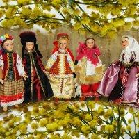 Всех женщин, всех подруг с  Международным женским днём!!! :: nika555nika Ирина