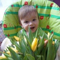 Деты-это цветы жизни!!!! :: Валерия Брагина