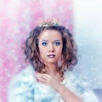 Снежная королева(вариант2) :: Ольга Егорова