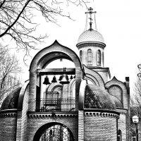 Храм св.Георгия Победоносца :: Виктория Бондаренко