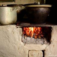 Деревенская кухня :: Леся Українка