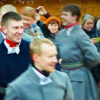 В вихре танца :: Алексей Окунеев