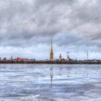 Петропавловская крепость СПБ :: Александр Кислицын