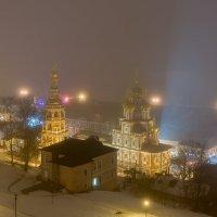 Туманный Нижний... :: Дмитрий Гортинский