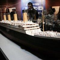 Malá kopie Titanica :: Кристина Великанова