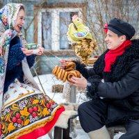 перетягивание баранок) :: Мария Корнилова
