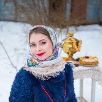 Русская красавица :: Мария Корнилова