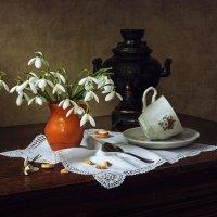 Весенний чай с сушками :: Ирина Приходько