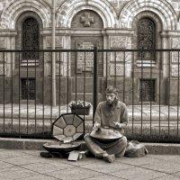 Уличный музыкант :: Ольга Фролова