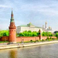 Москва :: Владимир Беляев ( GusLjar )