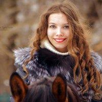 Анастасия и Марс :: Кристина Щукина