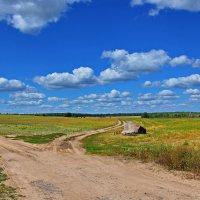 Две  дороги.... :: Валера39 Василевский.
