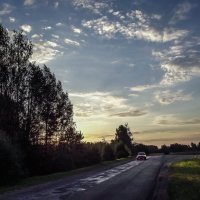 ...4 часа утра... и куда меня опять понесло... на велосипеде! :: Владимир Рязанов