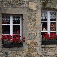 Окна старого дома :: Lmark