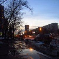 Весна идет, весне дорогу! :: Андрей Лукьянов