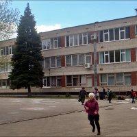 Ещё один учебный день позади! :: Нина Корешкова