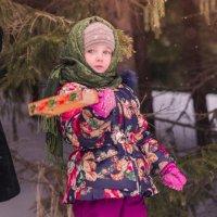Масленица :: Алёна Николаева