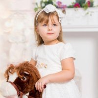 Маленькая принцесса :: Svetlana Bogdanova