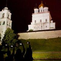 Псков - туристический :: Дарья Вовченко