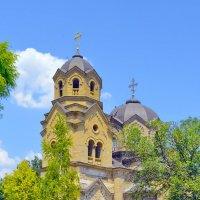 Храм Святого Илии. :: Олег Барзолевский