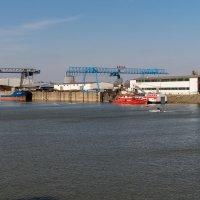 Порт в Дюссельдорфе :: Witalij Loewin
