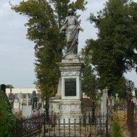 Старое  кладбище  в  Черновцах :: Андрей  Васильевич Коляскин