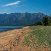 Баргузинский залив :: Константин Шабалин