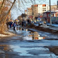 Весенние зеркала :: Кулага Андрей Андреевич