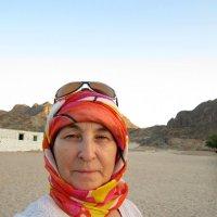 В пустыне. :: Валентина Удачина