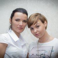 Две подружки :: Олег Парахин