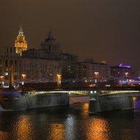 Ночная Москва :: М. Дерксен Derksen