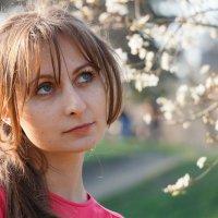 Весенний портрет :: Андрей Майоров