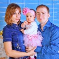 Одна счастливая семья! :: Юлия Романенко