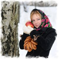 Русская красавица :: Владислав Филипенко