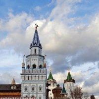 башни кремля :: Валентина. .