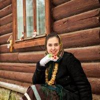 крестьянка :: Мария Корнилова