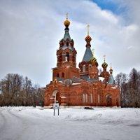 Зимняя зарисовка :: Константин