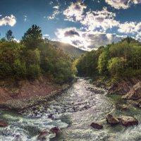 Где река Киша впадает в реку Белая... :: anatoly Gaponenko