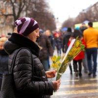 Счастливый день 8е Марта :: Евгений Воронков
