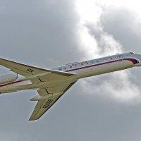 Ту-134-А-3 :: Олег Савин