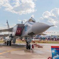 МиГ-31БМ...Красавчик :: Валерий Смирнов