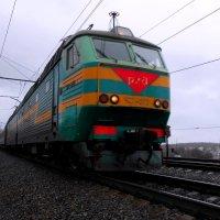 ЧС7 - 072 :: Сергей Уткин