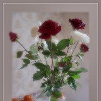 Букет цветов — что может быть чудесней...... :: Людмила Богданова (Скачко)