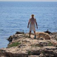 Ихтиандр и его собака :: Cветёлка ***