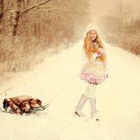 Прогулка в сказочном лесу :: Кристина Беляева