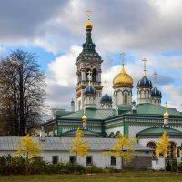 Церковь Николая Чудотворца в Рогожской слободе :: Евгений Голубев