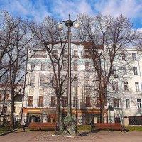 Москва.Гоголевский бульвар. :: Владимир Кочетков