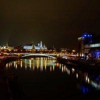 Московские огни :: Nataly St.
