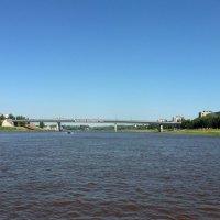 Мост имени Александра Невского :: Наталья (Nattina) ...